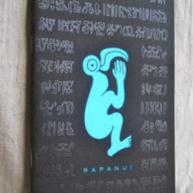 Carnet de notes rapanui bleue